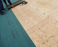 屋根の寿命はルーフィング材で決まる